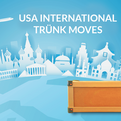 USA International Trünk Move