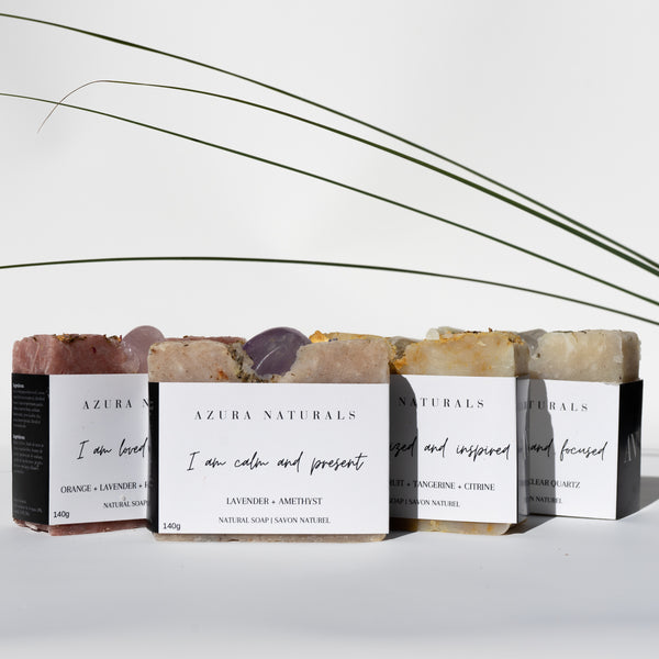 Crystal Soap Variety Pack
