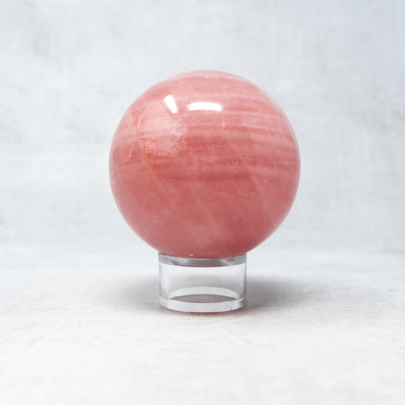 Clear Sphere Stands