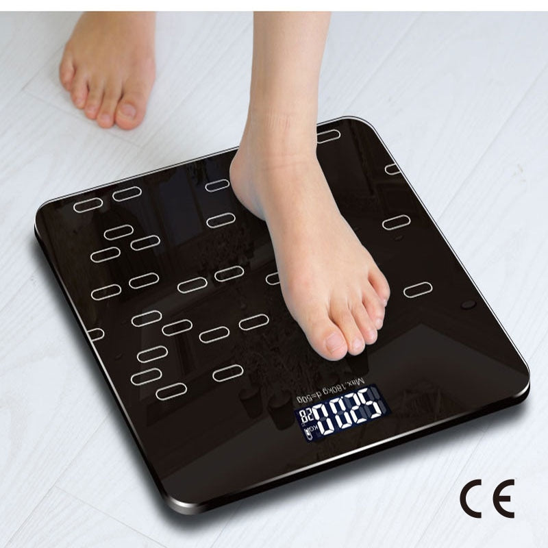 CE Certification Weight Scale Body Electronic Dry Battery Scale Household Weighing Scale