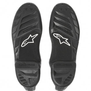 Alpinestars Tech 7 Outer Boot Soles Black - Even Strokes