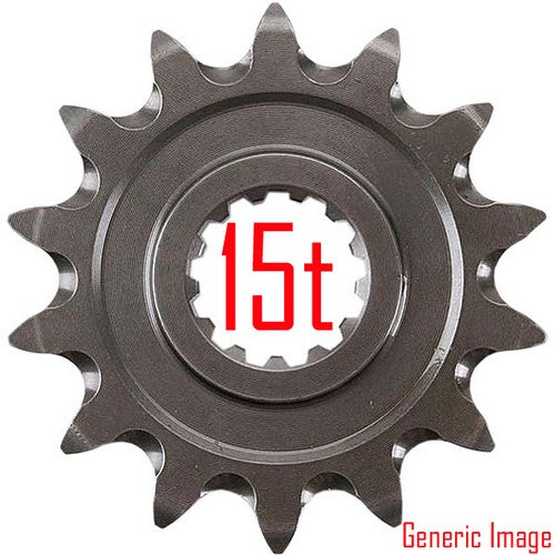 Renthal Sprocket Front 15T Honda CRF450 & CR250 - Even Strokes