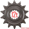 Renthal Sprocket Front 12T Honda CRF450 & CR250 - Even Strokes