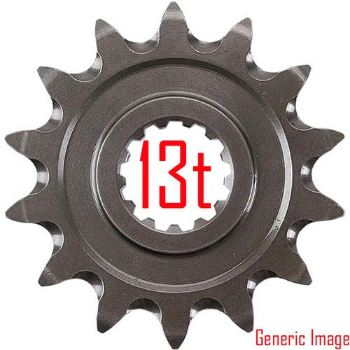Renthal Sprocket Front 13T Honda CRF450 & CR250 - Even Strokes