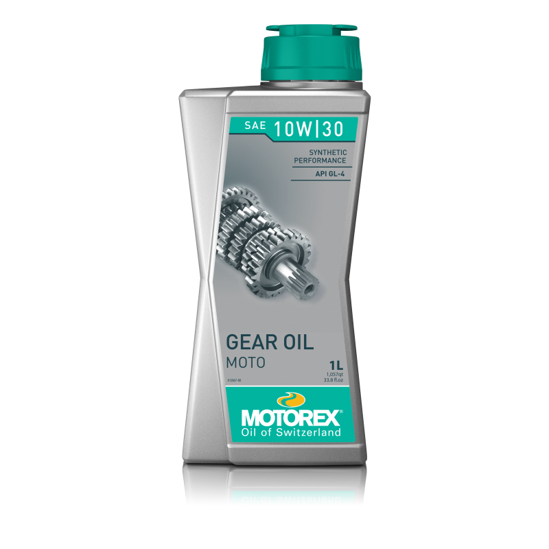 Motorex Gear Oil 10w/30 1 Litre - Even Strokes