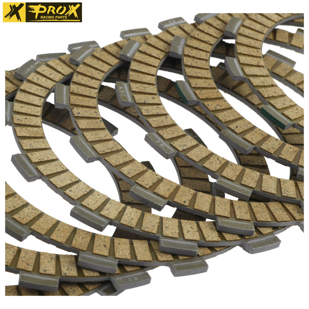 ProX Friction Plate Set KTM60/65SX '97-20 + TC65 '17-20 - Even Strokes