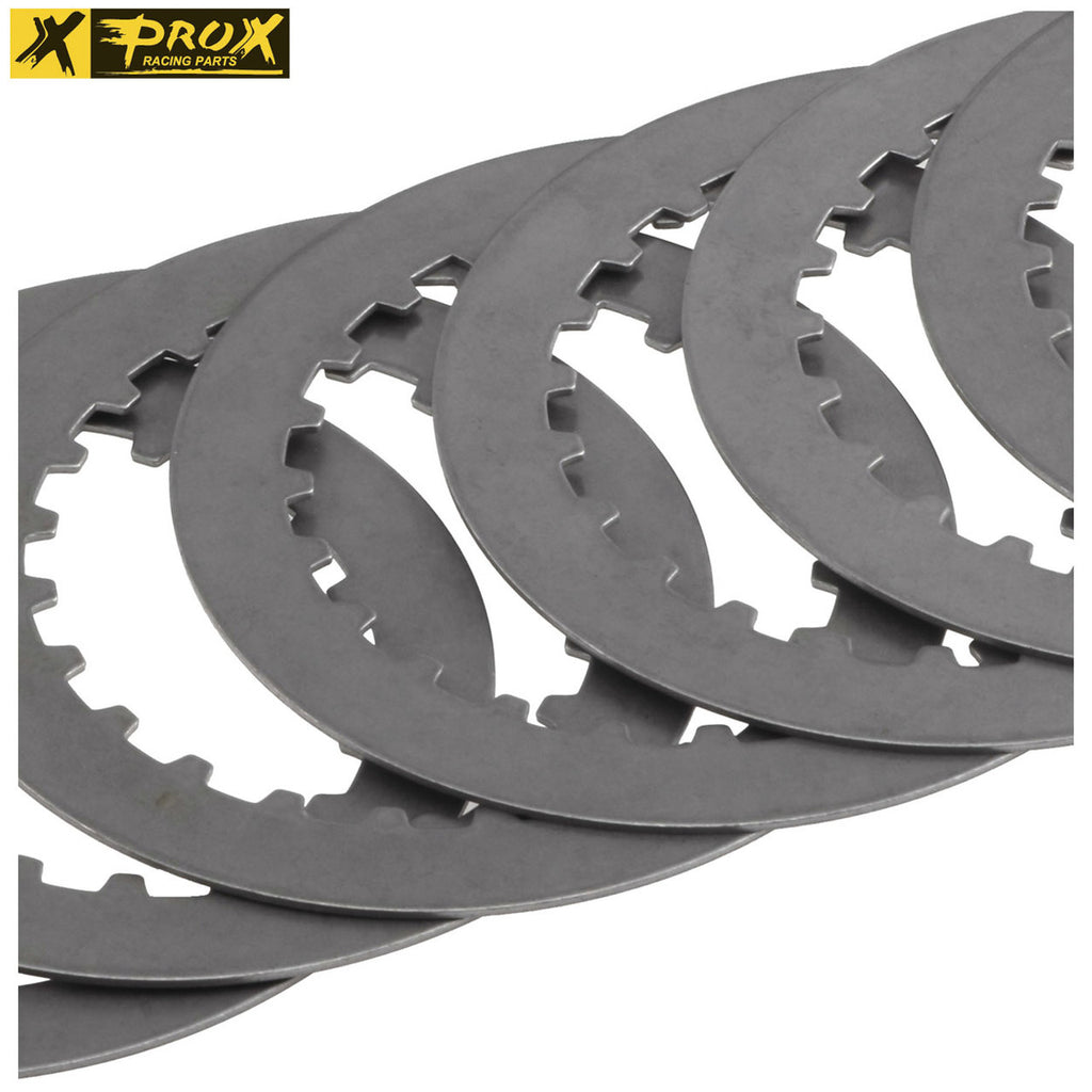 Prox Steel Plate Set KX80 '88-90 - Even Strokes