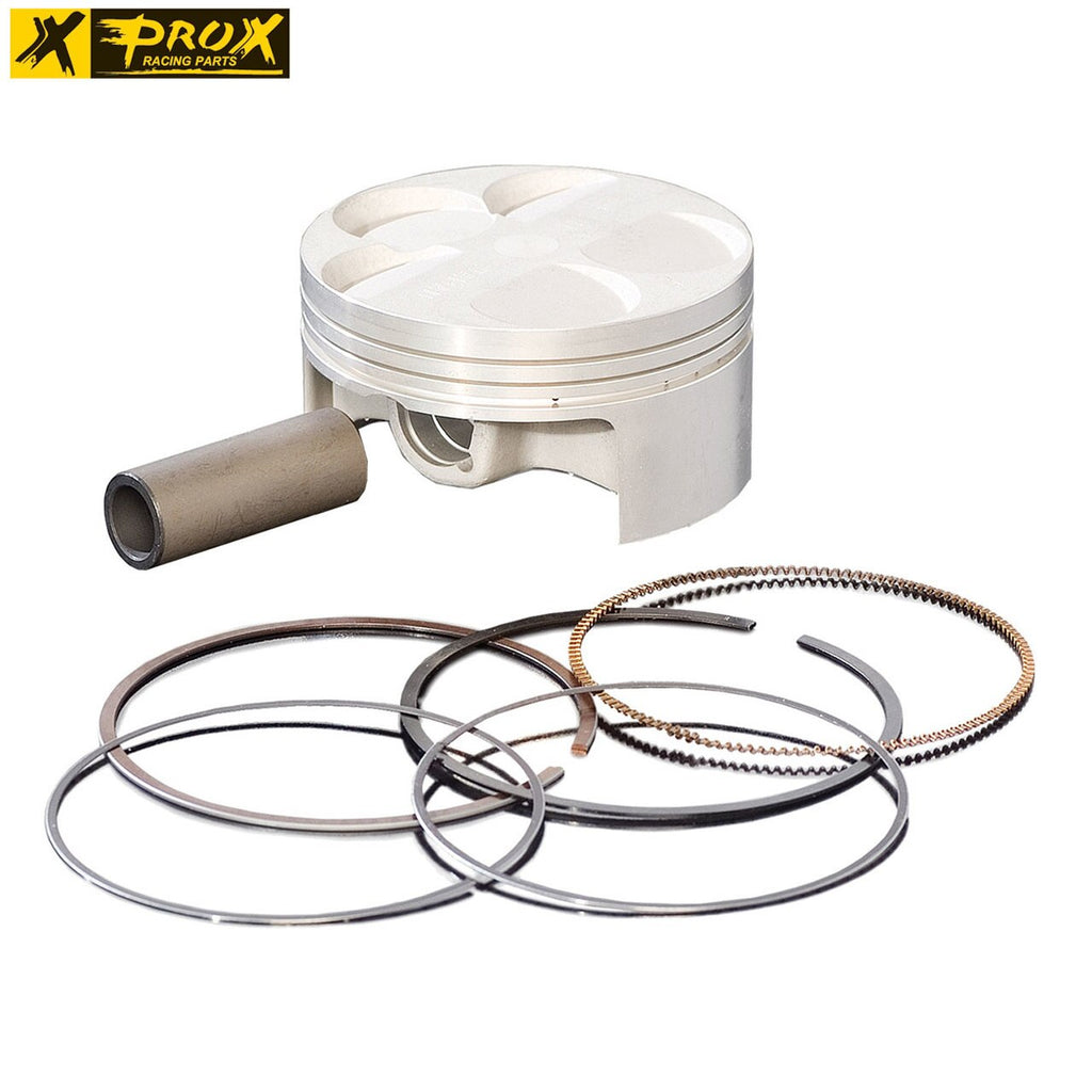 ProX Piston Kit KTM50SX '01-08/KTM50 Advntr '02-08 (39.46mm) - Even Strokes