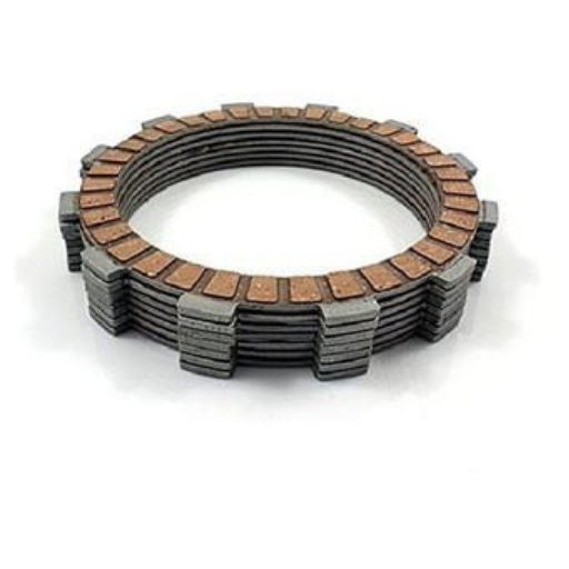 ProX Friction Plate CR125 '00-07 + KTM125/144/150/200 '98-18 - Even Strokes