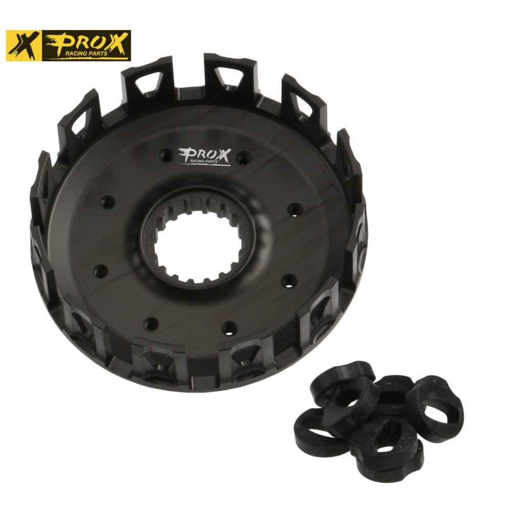 ProX Clutch Basket Honda CR125 '00-07 + CRF250R '04-09 - Even Strokes