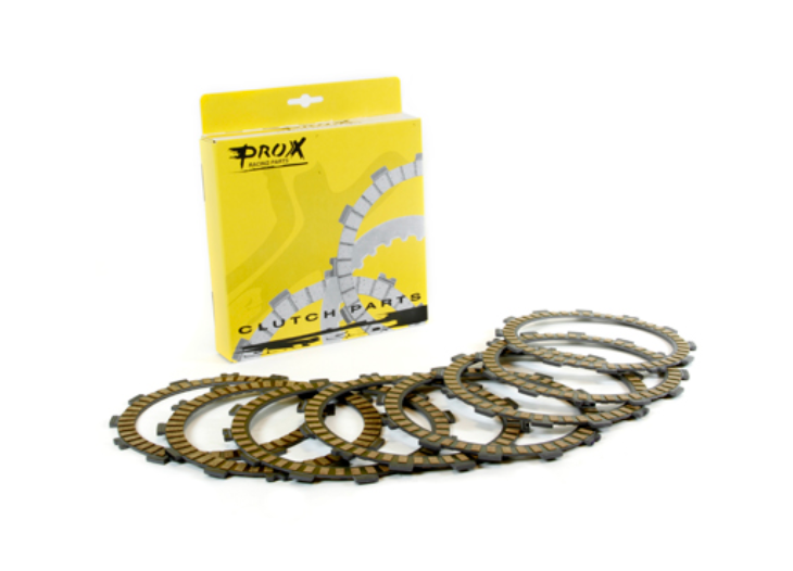 ProX Friction Plate Set KX450F '06-09 - Even Strokes