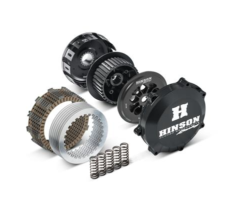 Hinson CPLT Clutch Kit Kaw - Even Strokes