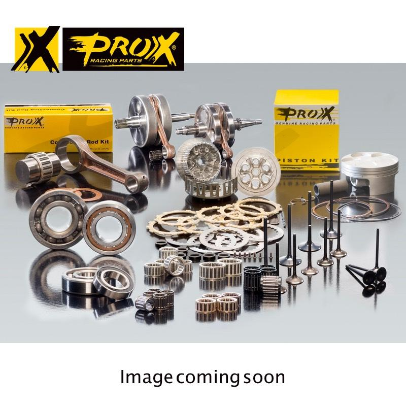 ProX Alloy Plate Set CR125 '90-99 - Even Strokes