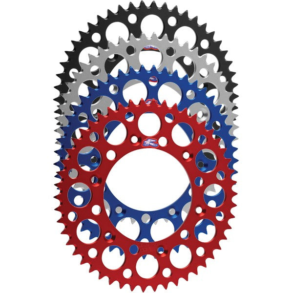 Renthal rear sprocket 46T YZ85 RM85 - Even Strokes