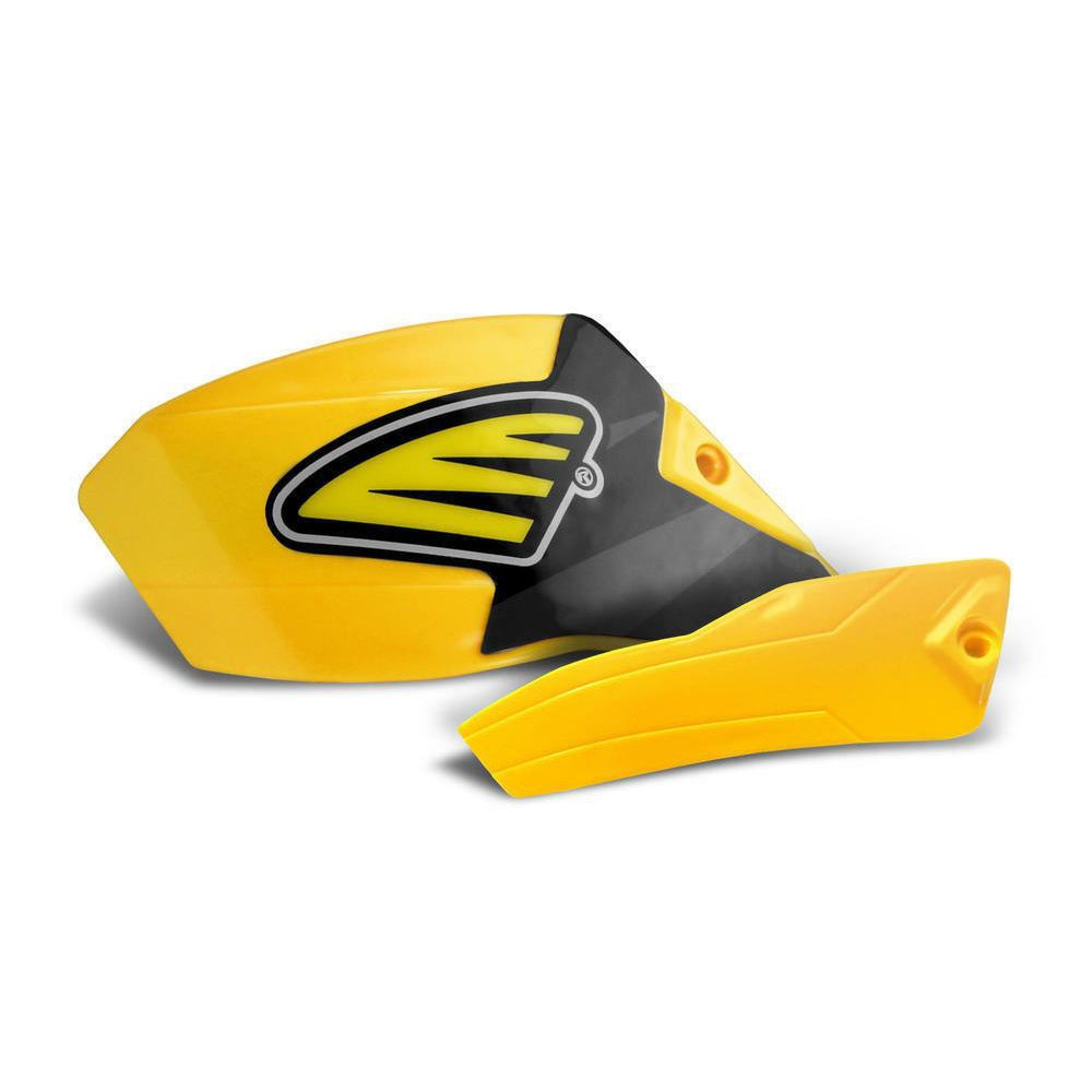 Cycra Plastics Crm Ultra Shield Covers Husky Yellow - Even Strokes
