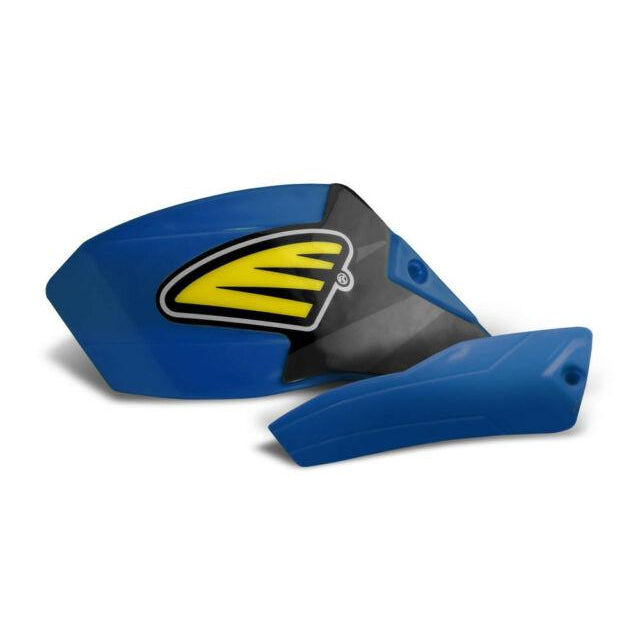 Cycra Plastics Crm Ultra Shield Covers Husky Blue - Even Strokes
