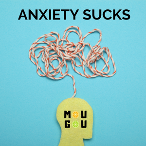 3 Types of Anxiety and how to get rid of them
