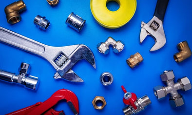 A List of Essential Plumbing Supplies for Contractors