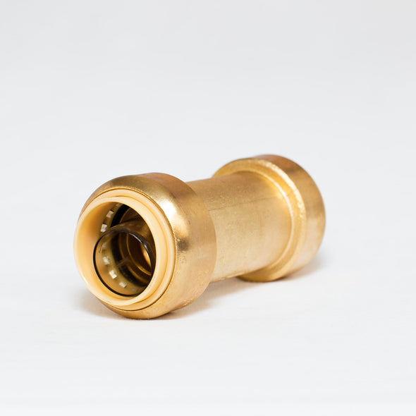 Brass Push Fit Style Check-Valve