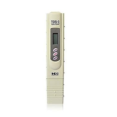 HM DIGITAL TDS-3 Meter, Handheld Temperature Tester