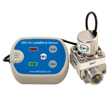 HM Digital LBS-10, LeakBlock Sensor, Leak Detector