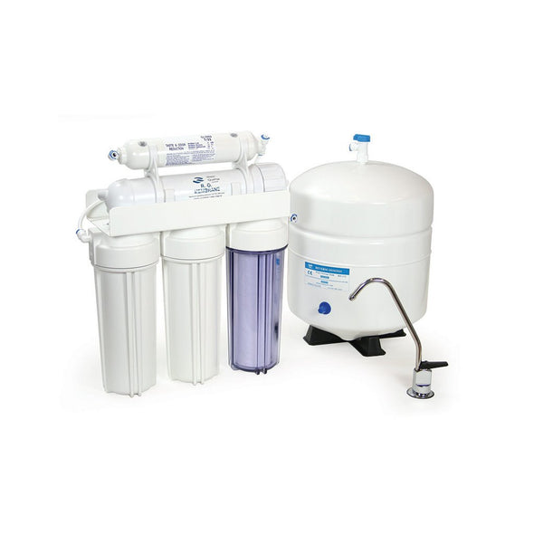 Nelsen Reverse Osmosis System 5-Stage 50 Gallons Per Day (5-STG,50GPD NOPUMP)