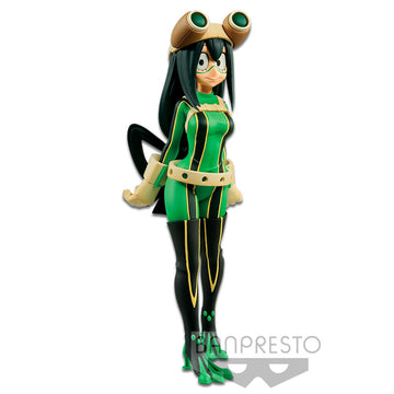 My Hero Academia Age Of Heroes Tsuyu Asui Froppy Banpresto