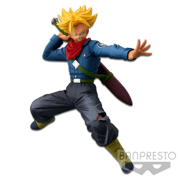 Dragon Ball Super Chosenshiretsuden II V2 Super Saiyan Trunks (Future) Statue
