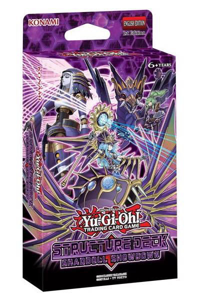 Yu-Gi-Oh! Structure Deck Shaddoll Showdown