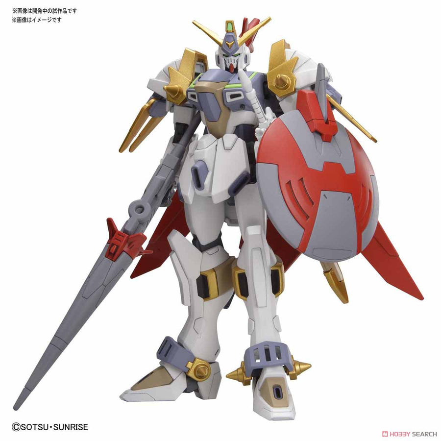 HGBD:R Gundam Justice Knight 1/144 Model Kit