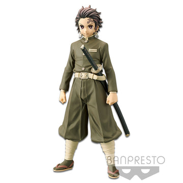 Demon Slayer Kimetsu No Yaiba Vol 7 Tanjiro Kamado Banpresto