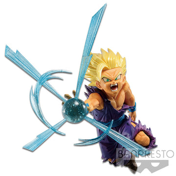 Dragon Ball Z G X Materia The Son Gohan Banpresto Statue