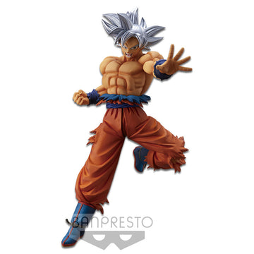 Dragon Ball Super Chosenshiretsuden II V1 Son Goku Ultra Instinct Statue