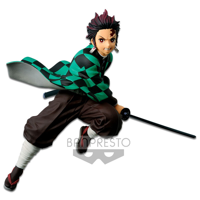 Demon Slayer Kimetsu No Yaiba Vibration Stars Tanjiro Kamado Banpresto
