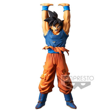 Dragon Ball Super Give Me Energy Son Goku Spirit Bomb Banpresto