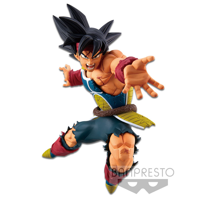 Dragon Ball Super Drawn by Toyotaro Father Son Kamehameha Bardock Banpresto