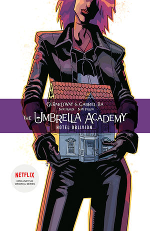 Umbrella Academy Volume 3 Hotel Oblivion