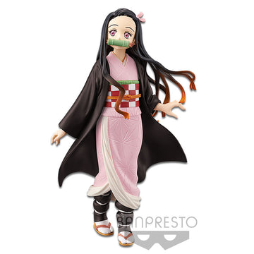 Demon Slayer Kimetsu No Yaiba Vol 2 Nezuko Kamado Banpresto