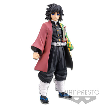 Demon Slayer Kimetsu No Yaiba Vol 5 Giyu Tomioka Banpresto