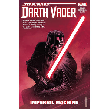 Star Wars Darth Vader Volume 1 Imperial Machine