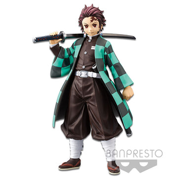 Demon Slayer Kimetsu No Yaiba Vol 1 Tanjiro Kamado Banpresto