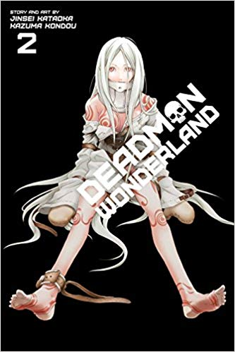 Deadman Wonderland Volume 2