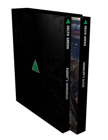 Delta Green The Role playing Game: Hardback Slipcase Set