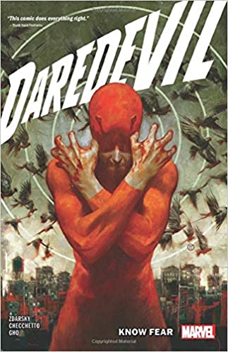 Daredevil By Chip Zdarsky Volume 1 Know Fear