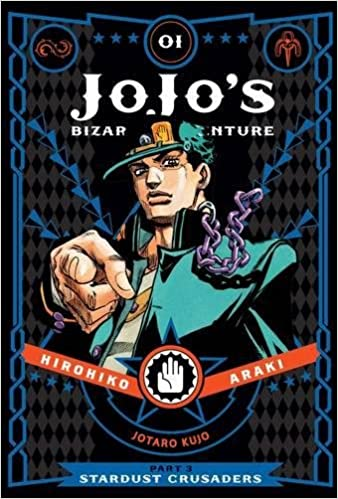 Jojo's Bizarre Adventure Part 3 Volume 1 HC