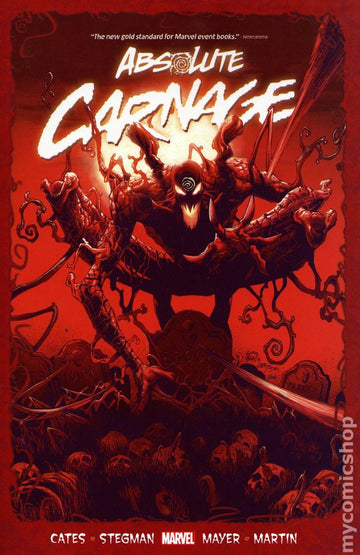 Absolute Carnage TPB
