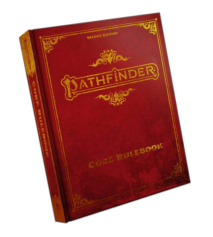 Pathfinder Core Rulebook Special Edition Hardcover