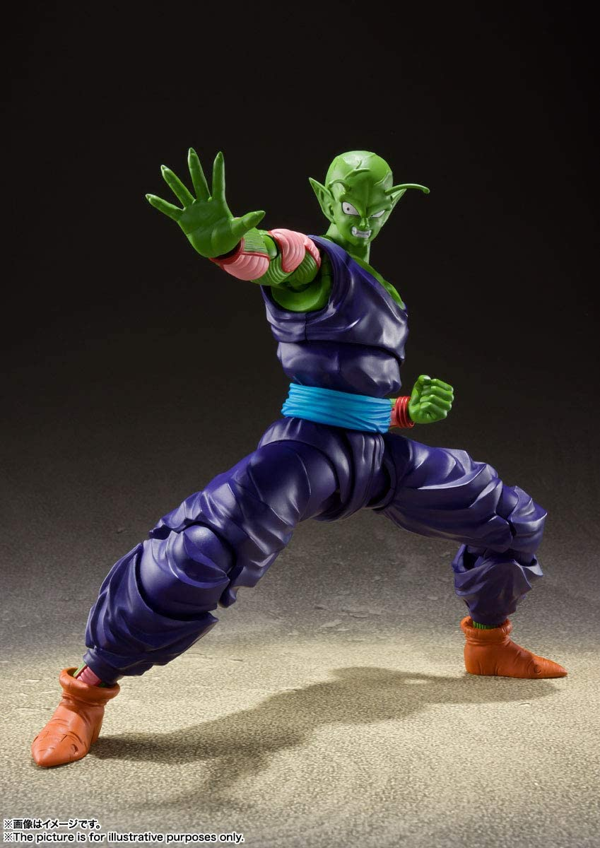 Dragon Ball Z Piccolo Proud Namekian S.H.Figuarts