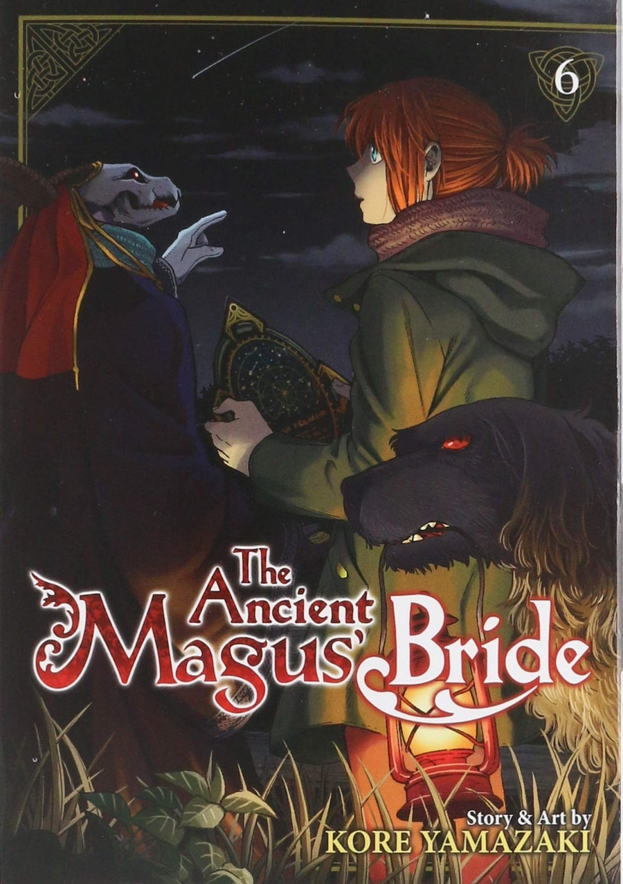 The Ancient Magus Bride - Vol. 6