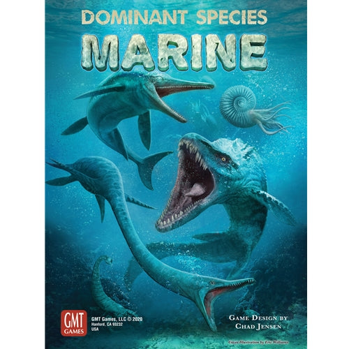 Dominant Species Marine